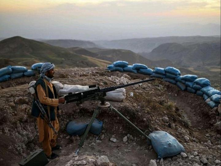 Afghan Militia Fighter