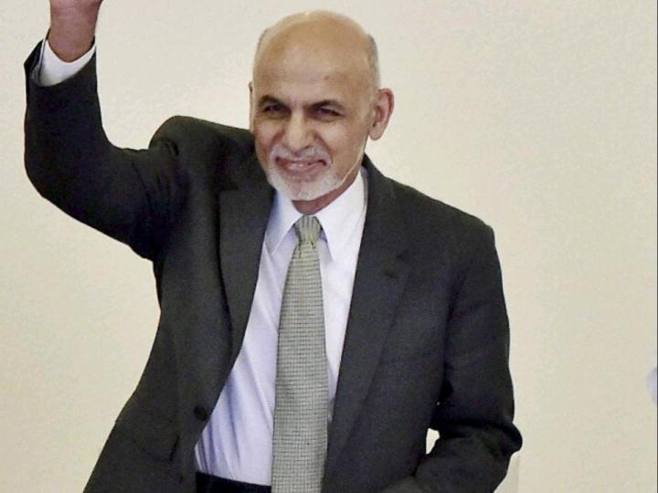 Afghan President, Ashraf Ghani