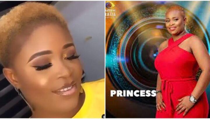 BBNaija's Princess
