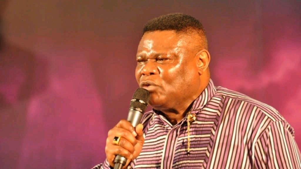 Bishop Mike Okonkwo