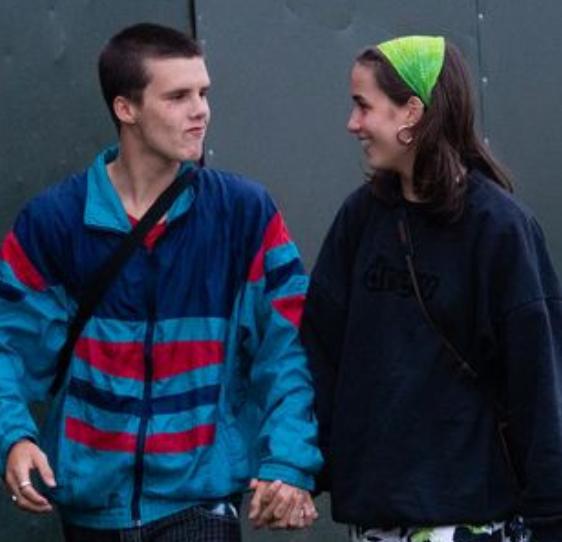 David and Victoria Beckham's son