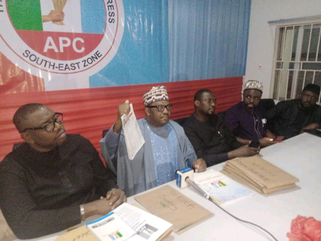 Enugu APC Congress