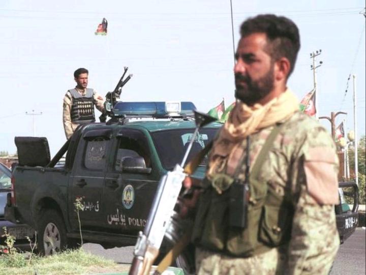 Kabul Security Force