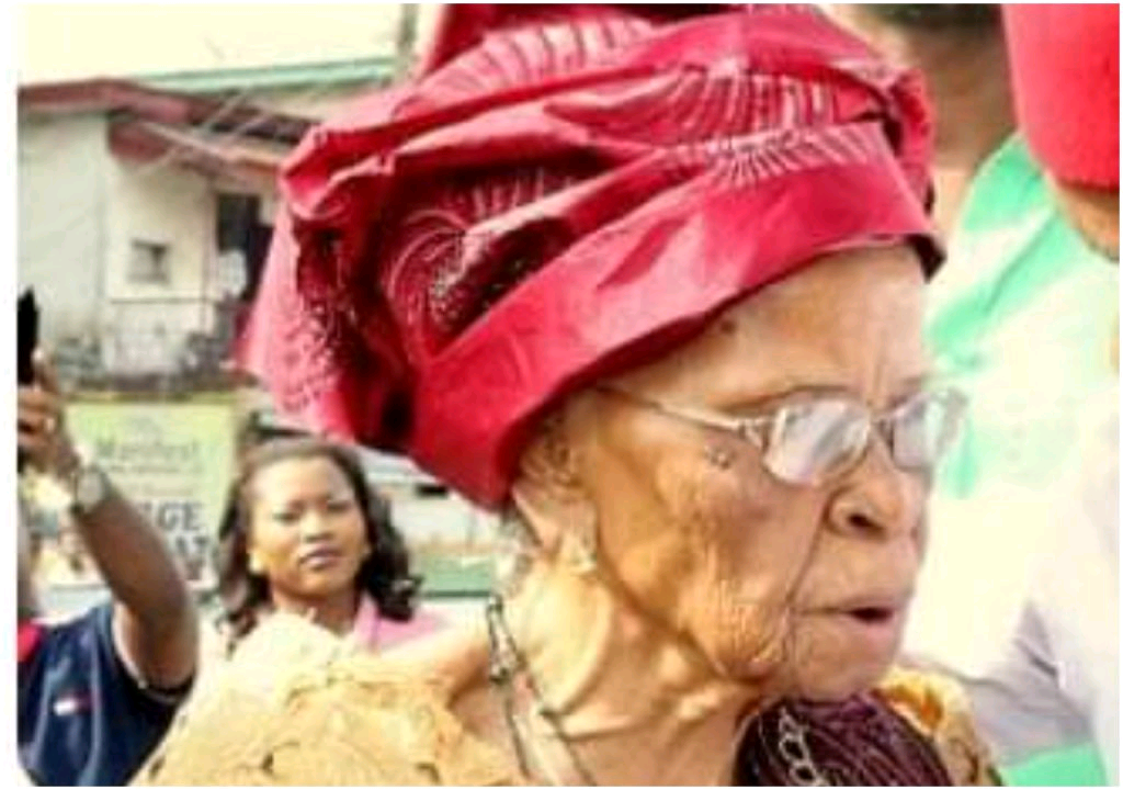 Lady Adanma Okpara