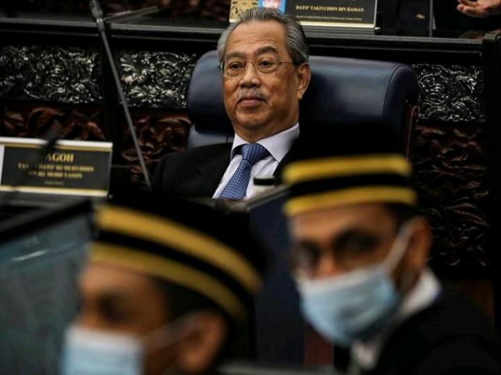 Malaysian PM, Muhyiddin Yassin