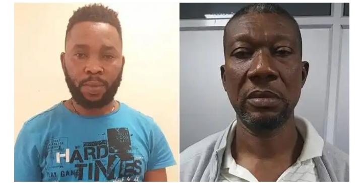 NDLEA Nabbed drug Traffickers