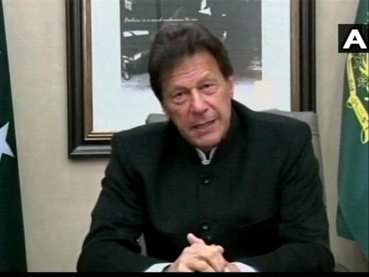 Pakistan PM, Imran Khan