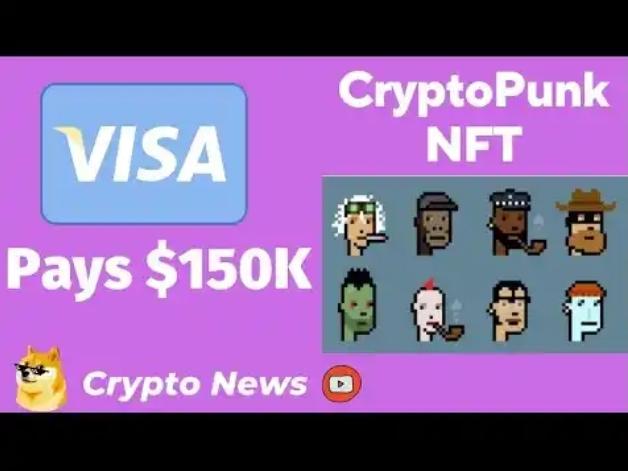 Visa crypto