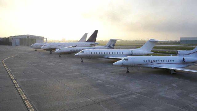 Calibration aircraft