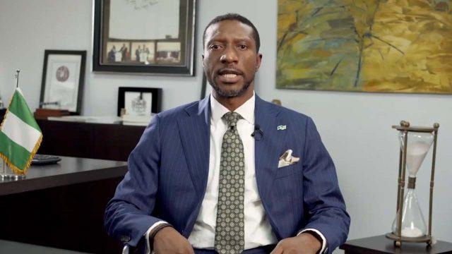 Group CEO, Nigerian Exchange Group (NGX), Oscar N. Onyema