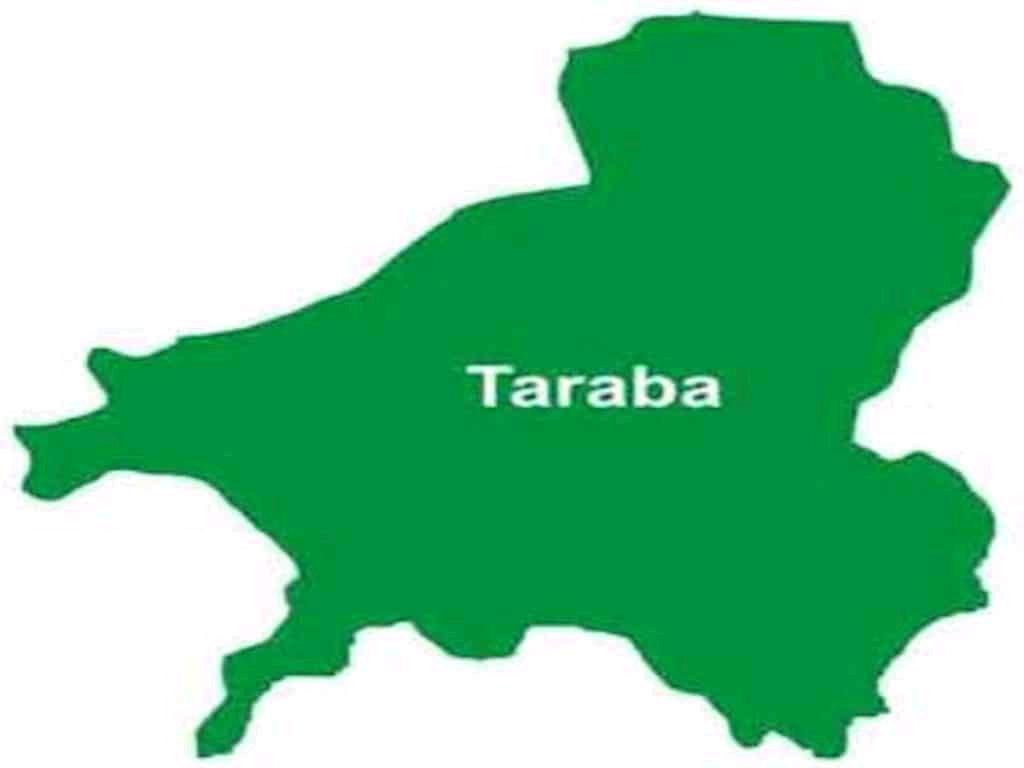 Taraba Map