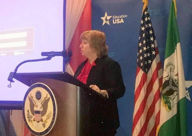 U.S. Embassy Chargé d'Affaires, Kathleen FitzGibbon